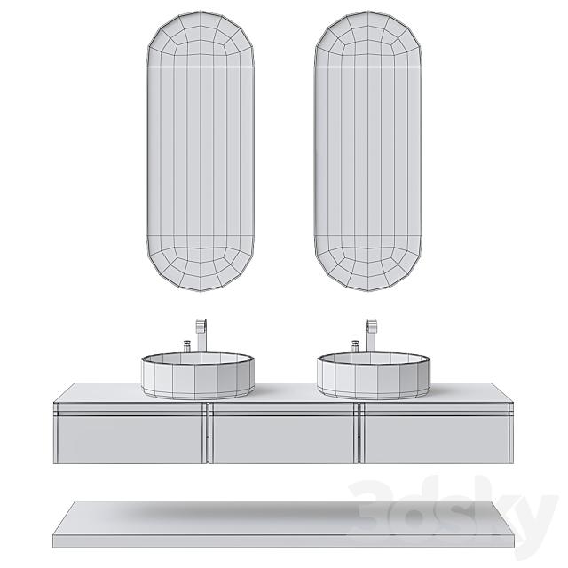 Washbasins Furniture No. 16