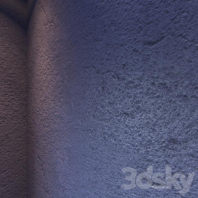Decorative Stucco 375 - 8K Material