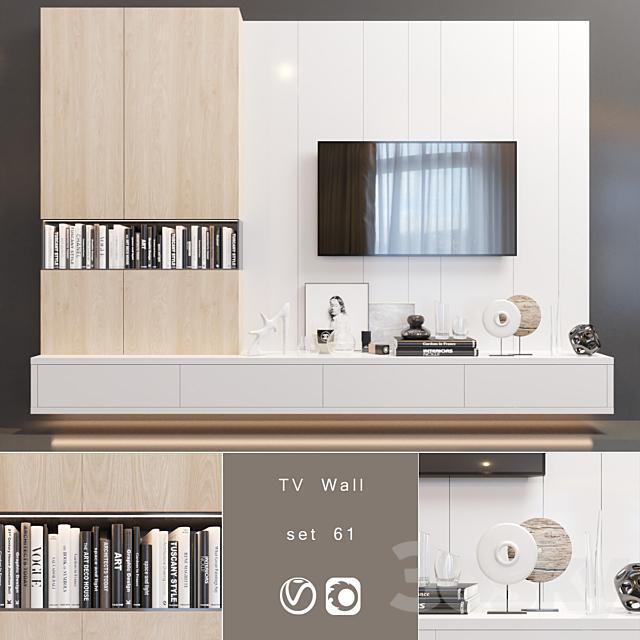 TV Wall | set 61
