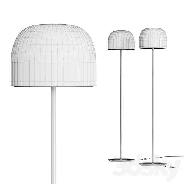 FontanaArte Equatore Floor Lamp