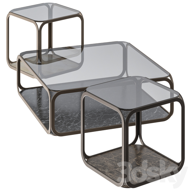 Tonin Casa Remind Coffee Tables