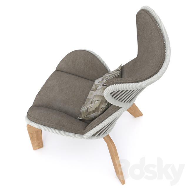 3d Models Arm Chair Armchair Arfa Atmosphere
