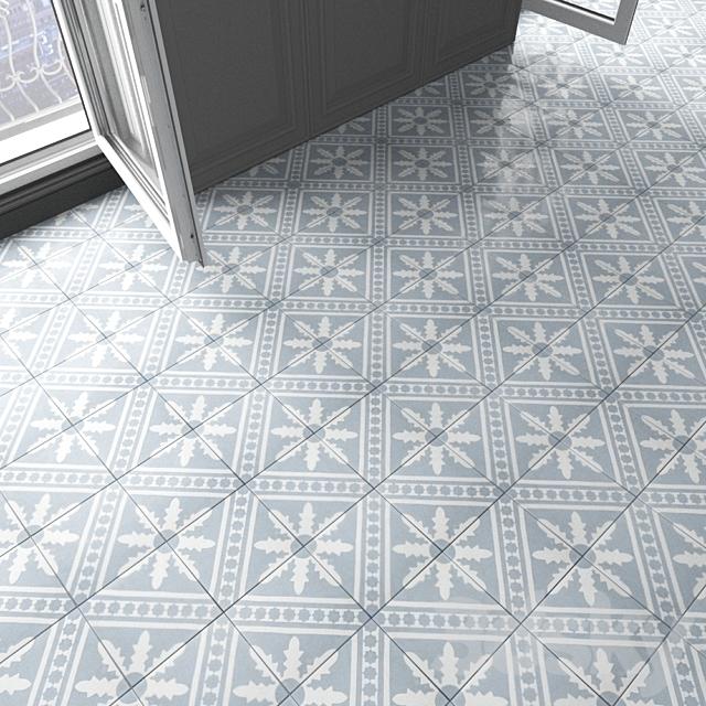 Marrakech Design tile - Traditional patterns & Solids_08