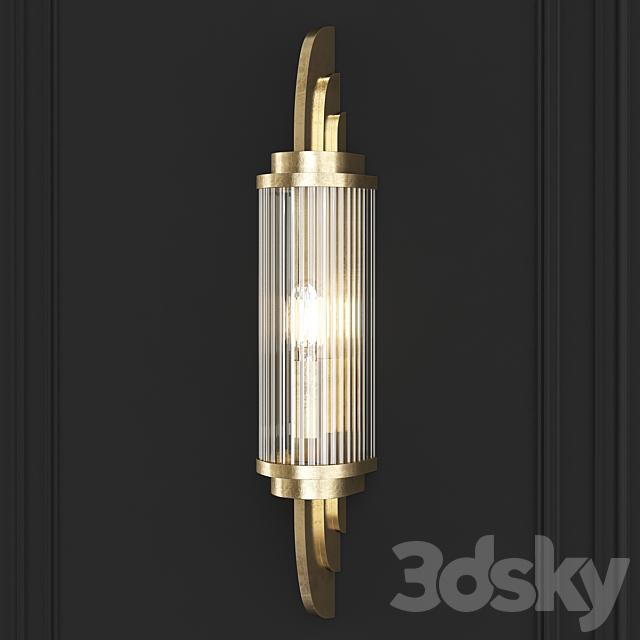 Models Wall Light Art Deco