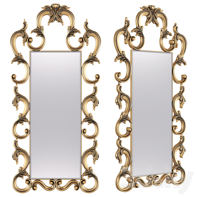 christopher guy ribiere mirror