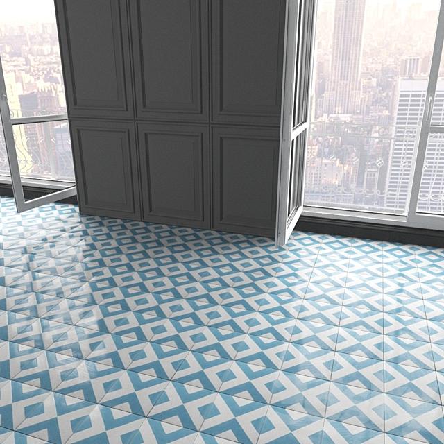 Marrakech Design tile - Traditional patterns & Solids_12