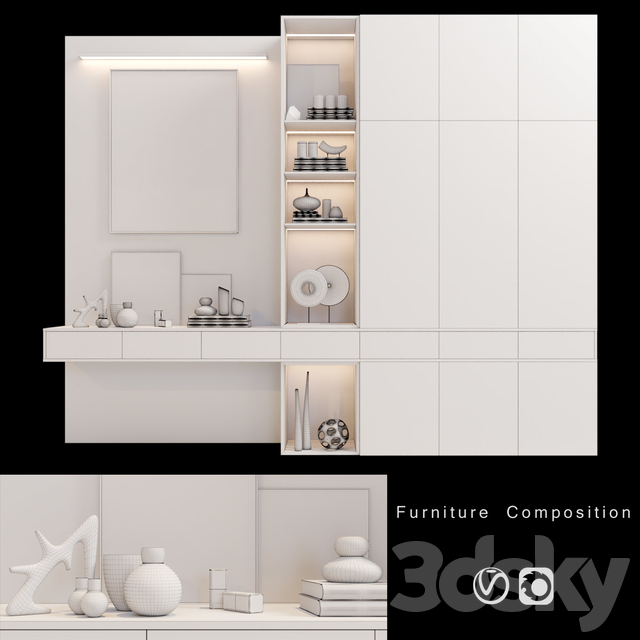 Furniture Composition | 12
