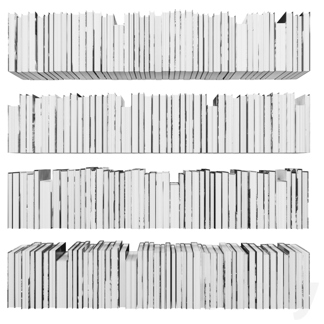 Books (150 pieces) 2-3-7-1