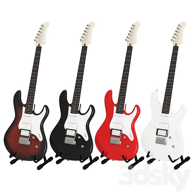 Electric Guitar Yamaha Pacifica012
