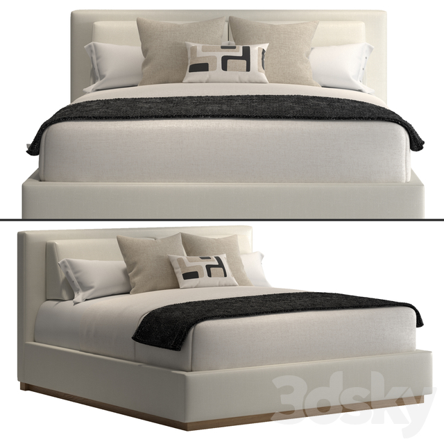 The boutique bed