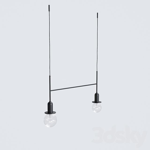 Hubsch chandelier