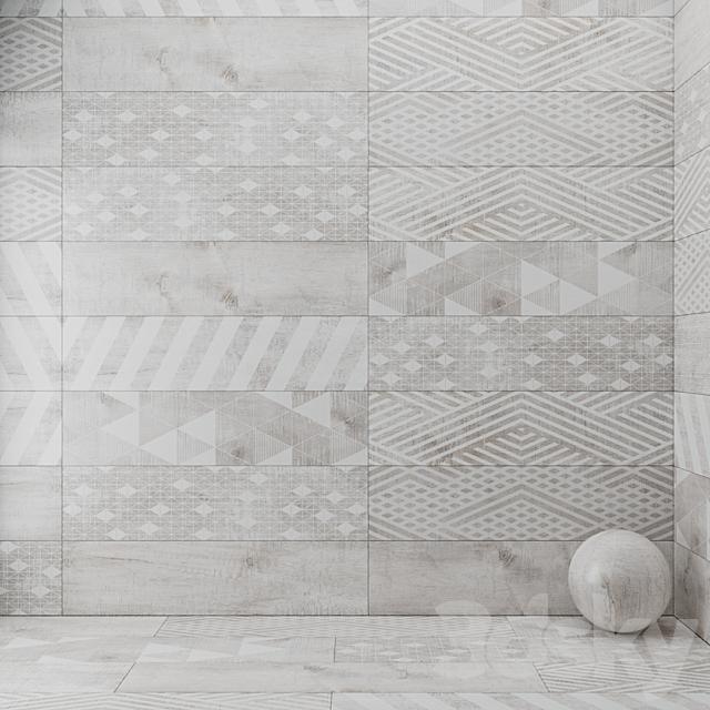 Codicer harlem (gray, beige, Brown)