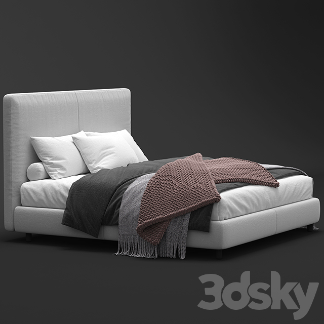 Ikea bed dunvik