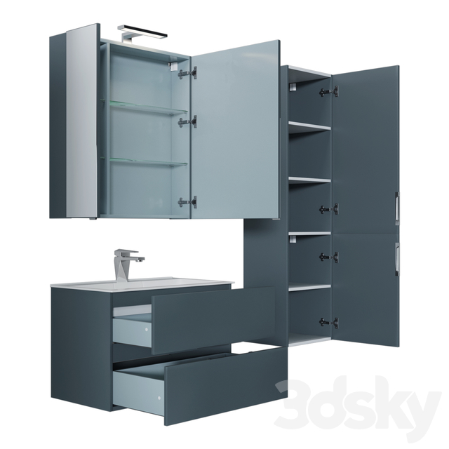 Furniture set Alvita 80