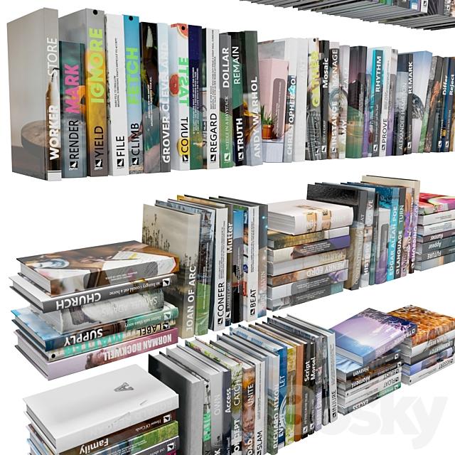 Books (150 pieces) 1-5-15-2