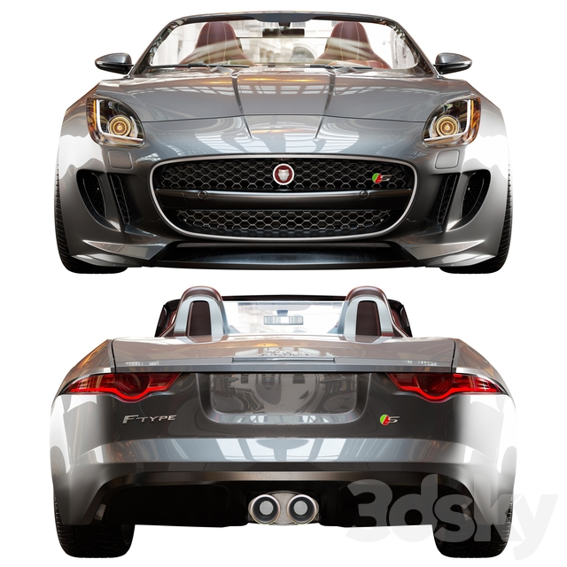 Jaguar F_TYPE