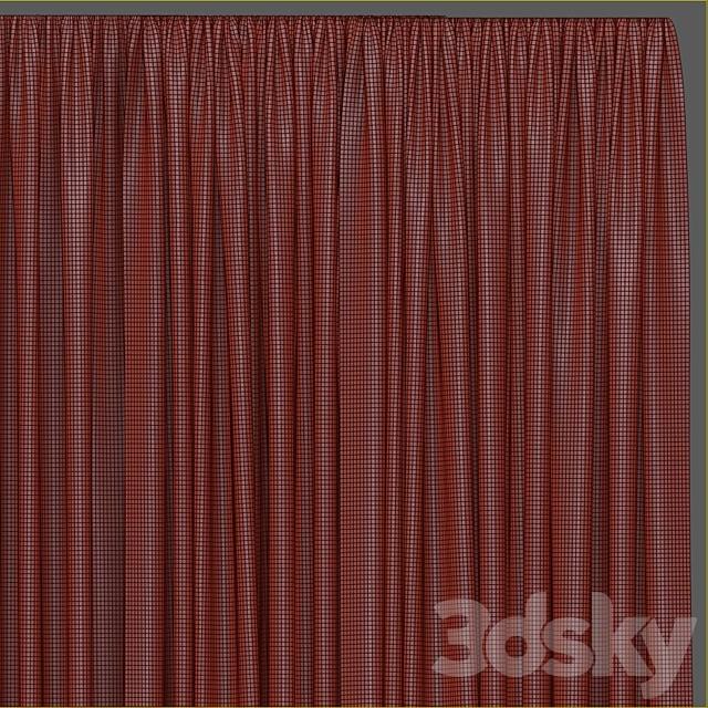 Curtain 630