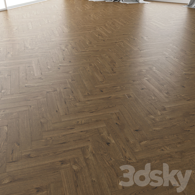 Parquet Oak (Estate NEW Brushed) set 2