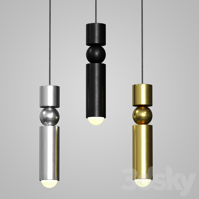 Plumb Pendant Lamp