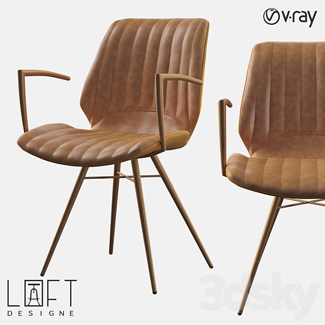 Chair LoftDesigne 2698 model
