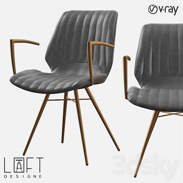 Chair LoftDesigne 2699 model