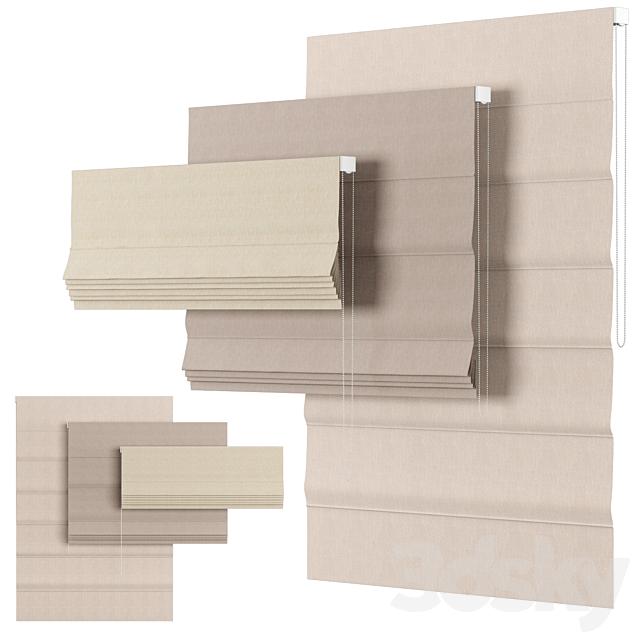 Roman Curtains 08 | Harrow