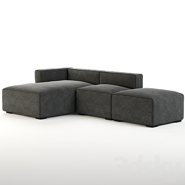 Quadra sofa by Article