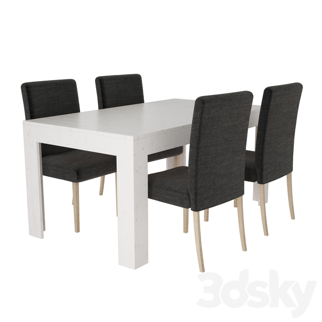 table and chair 003