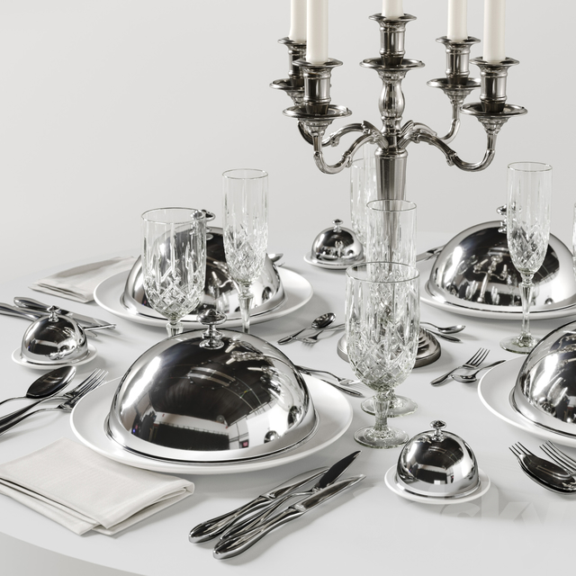 table setting 5a