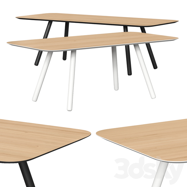 Pixie Tables by miniforms