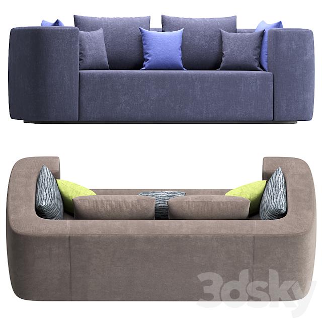Sofa Verpan VP168