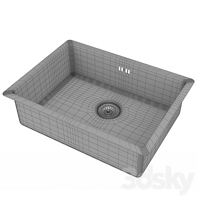 Ikea bredskar sink