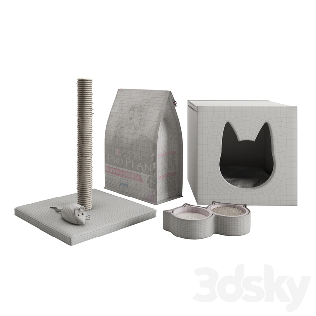 Accessories for cats 01