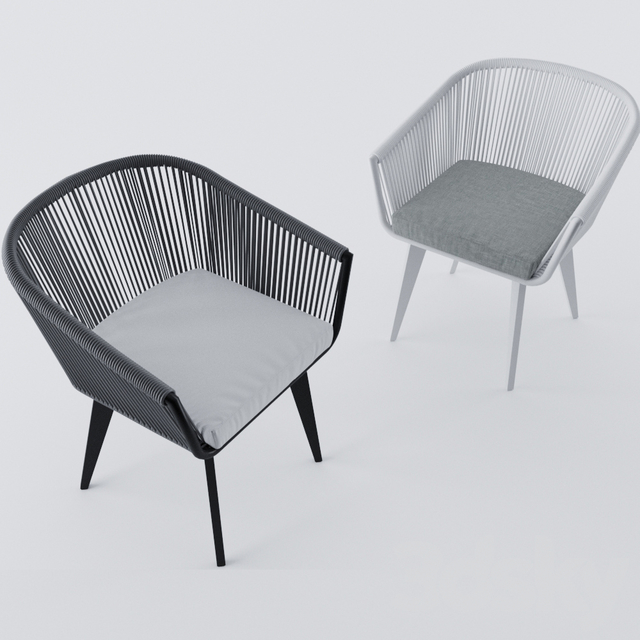 Models Chair Couture Outdoor Armchair
