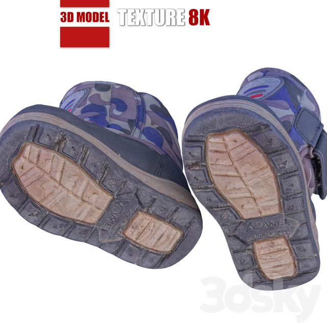 Children's shoes 182