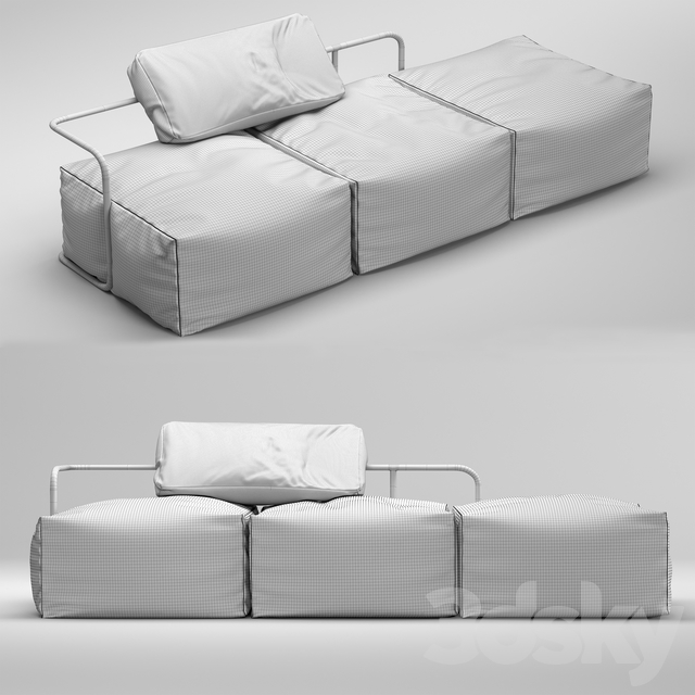 Models Sofa Daybed Leather