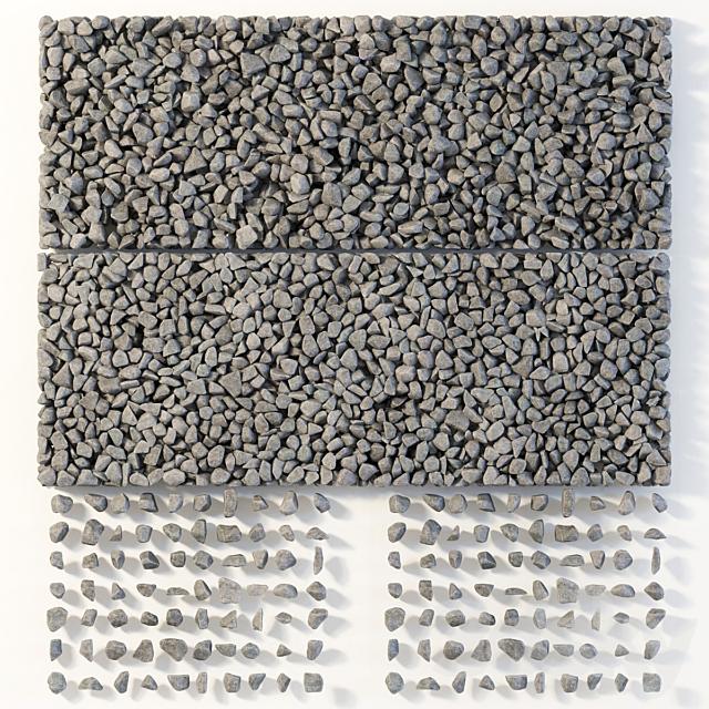 Rock splinter decor Big kit n1