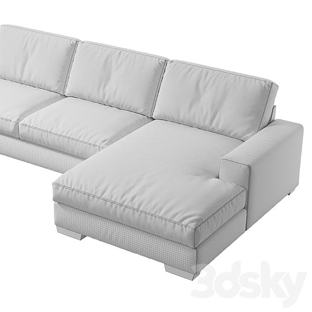 Kaza do sofa Tobi-corner sofa