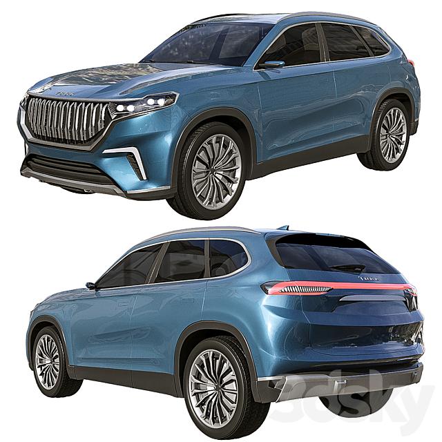Togg Suv Electric Car 2020 Model
