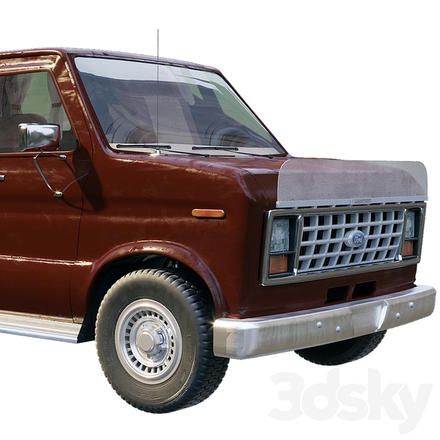 Ford Econoline 1984