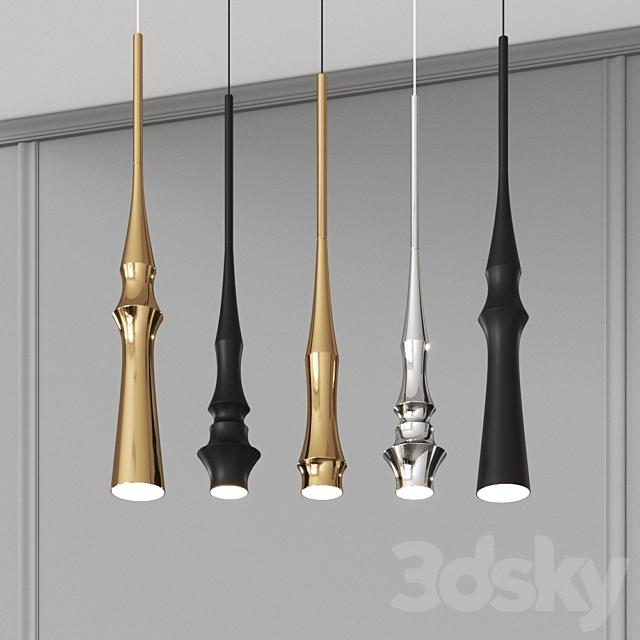 Pendant Lamp Slend by Bover