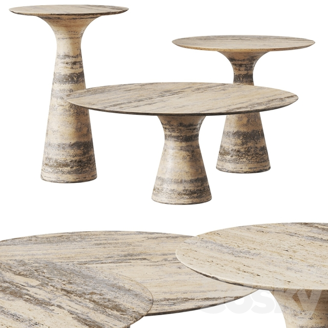 Alinea Design Objects Angelo M Coffee Tables