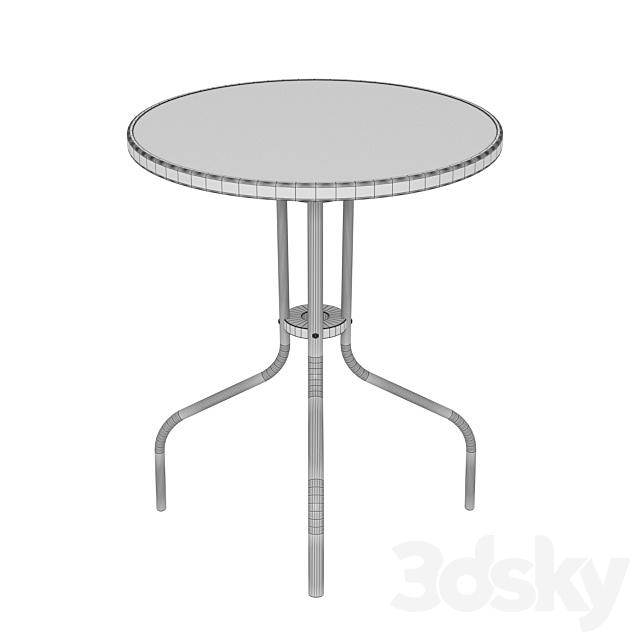 Tiffany table