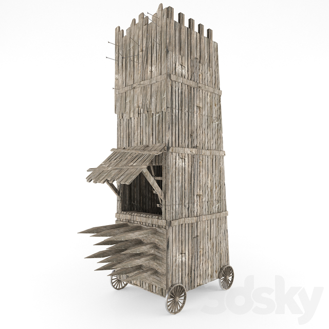 War tower