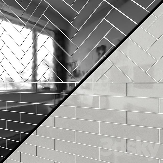 PORCELAIN AND CERAMIC Canvas Ceramic Tile