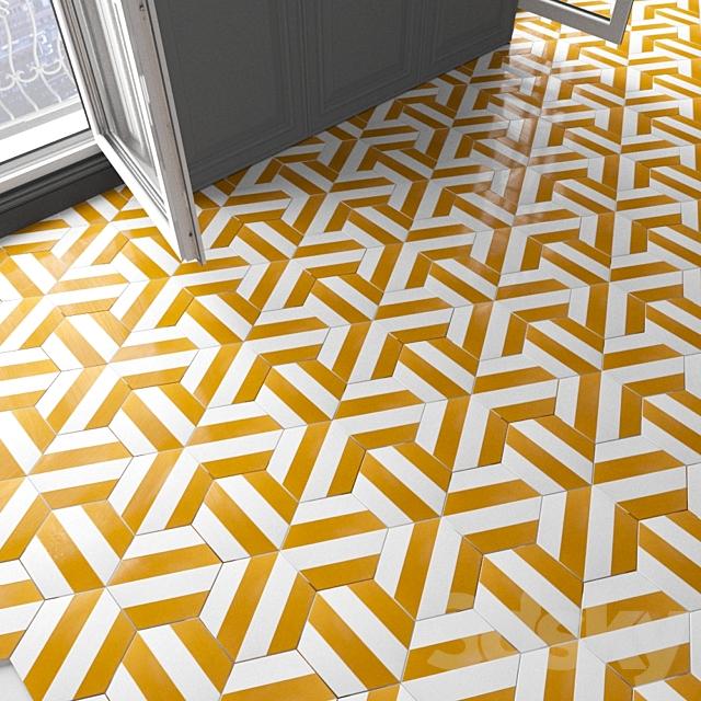 Marrakech Design Tiles - Claesson Koivisto Rune_hexagon_93