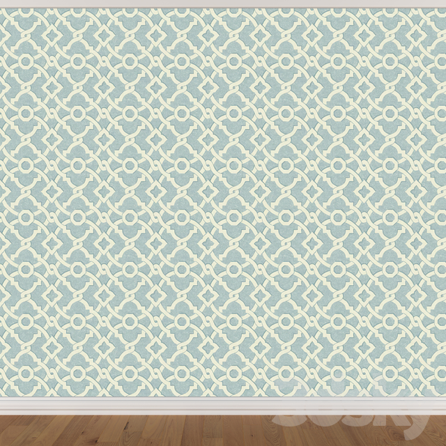 Wallpaper Set 976 (3 colors)