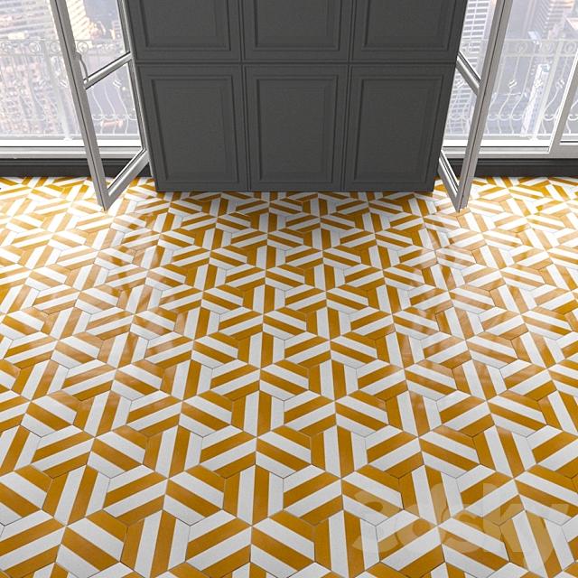 Marrakech Design Tiles - Claesson Koivisto Rune_hexagon_96