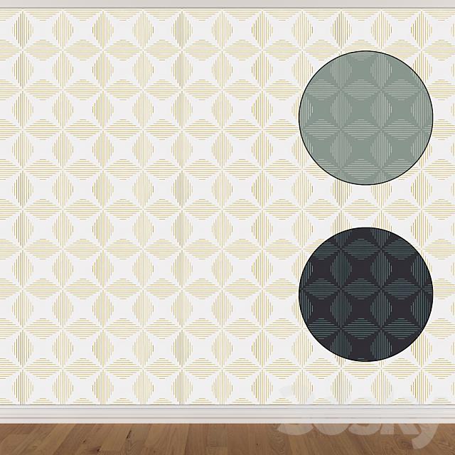Wallpaper Set 987 (3 colors)