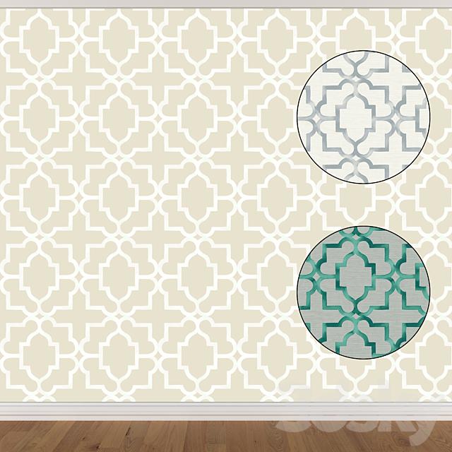 Wallpaper Set 1003 (3 colors)
